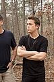 rob lowe claims he saw bigfoot thought he was going to die