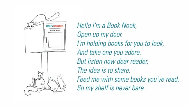 Book Nook Launch