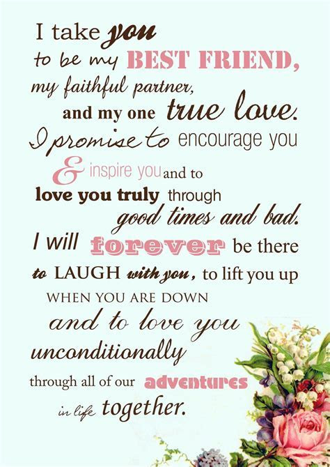 traditional wedding vows best photos   wedding vows