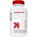 Melatonin Dietary Supplement Tablets - 120ct - up & up