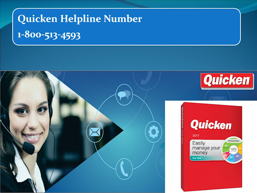 Quicken Helpline Number 1-800-513-4593, Tollfree