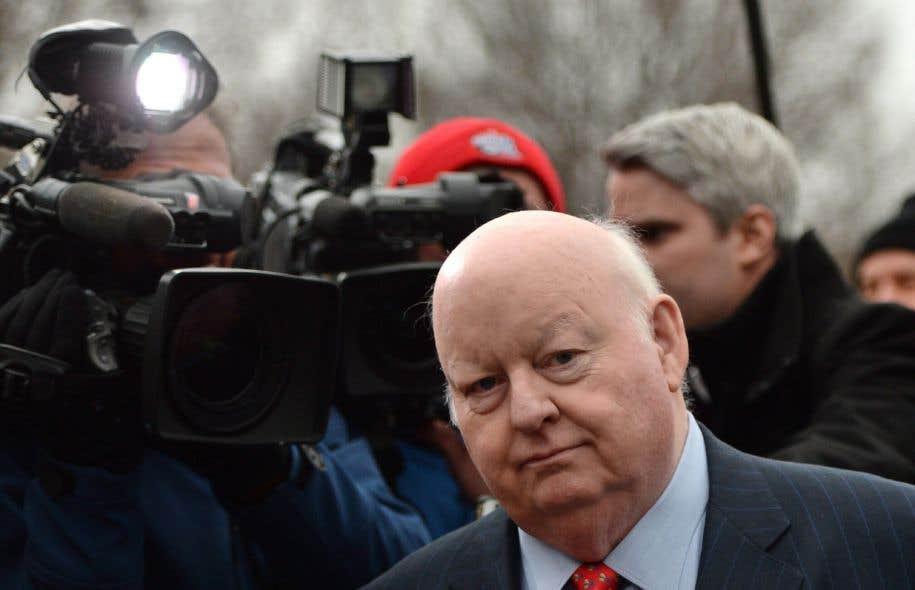 L'avocat de M. Duffy a tenté de démontrer que son client n'a pas erré en se faisant rembourser des déplacements pour des activités partisanes.