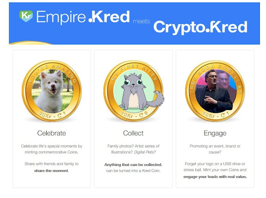 Social Influence Giant Kred to Launch its own Cryptocurrency! — Steemit