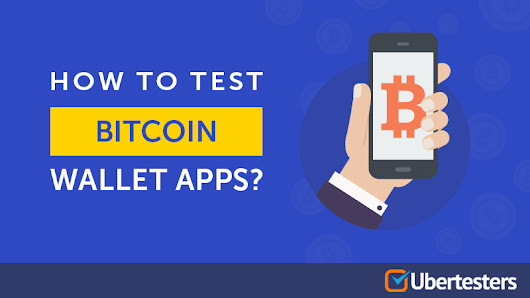 Bitcoin wallet apps