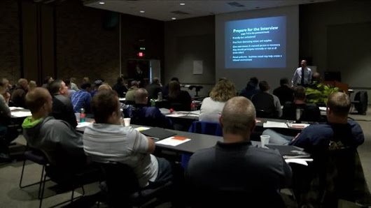 Law Enforcement officials learn the Forensic Interviewing Protocol