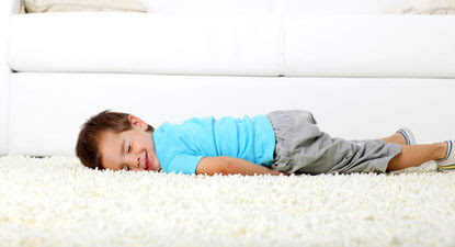Spring Cleaning Time! Don't Forget the Carpet Cleaning.
