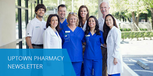 Uptown Pharmacy Newsletter | August 2014