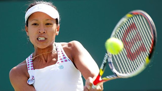 Tennis - Anne Keothavong retires from tennis | tennis singles