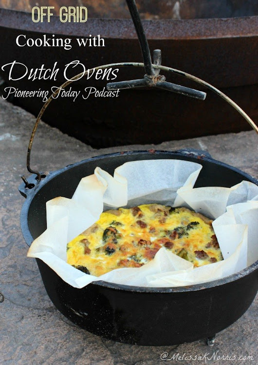 25+ Cast Iron & Dutch Oven Recipes | Melissa K. Norris