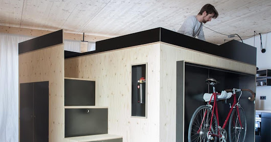 This All-In-One Furniture Cube Is The Stuff Of Dreams