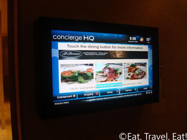 Concierge HQ Hyatt Regency Irvine