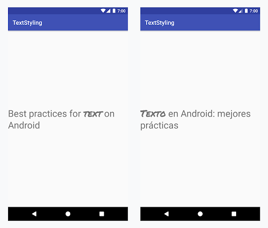 Styling internationalized text in Android – Google Developers – Medium