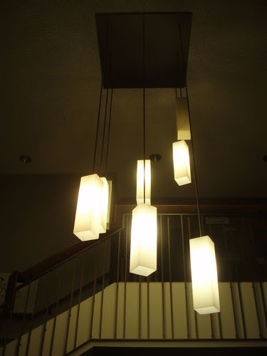 Showcase lamps - Shorewood