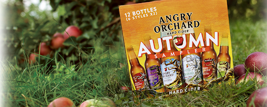 Angry Orchard | Refreshing Hard Cider With Attitude