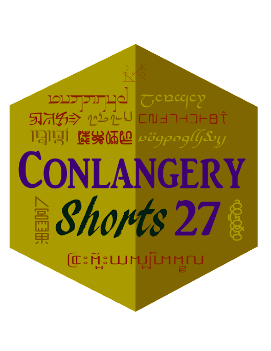 Conlangery Podcast | The podcast about constructed languages