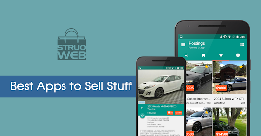 Top 10 Best Apps to Sell your Stuff Fast & Reliable