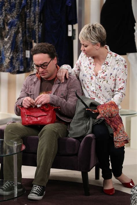 The Big Bang Theory's Sheldon and Leonard Go Dress
