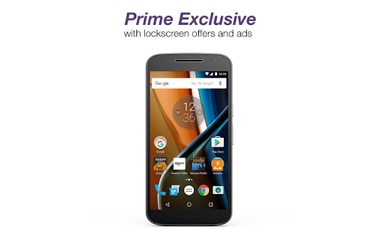 Amazon is now selling unlocked phones at a discount in exchange for giving you bloatware and ads