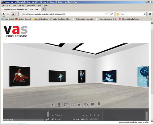3Dvas Figure Paintings Gallery 2