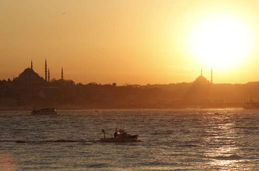 Pollution threatens iconic Istanbul waterways