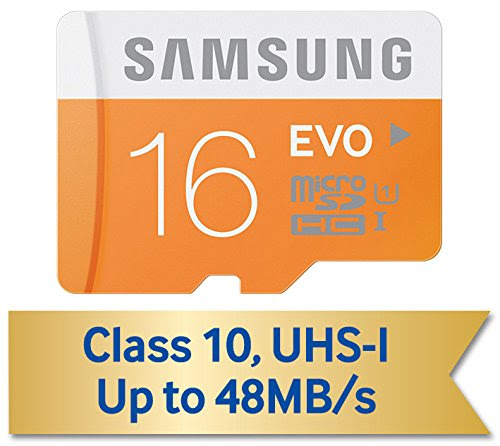 Samsung Evo 16 GB + Precio mínimo histórico + chollo