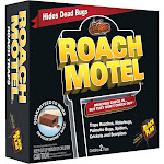 Black Flag Roach Motel Bait Trap - 2 count