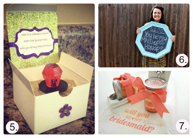 Will You Be My Bridesmaid Ten Best And Cutest Ideas Luluscom Blog