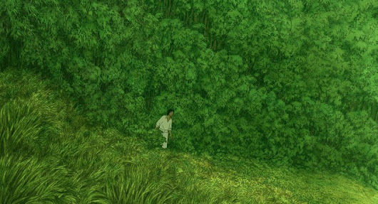 I will stay with you: The Red Turtle | Filmotrope.com