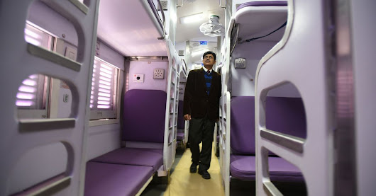 How India's 163-year-old railways is using technology to modernise itself