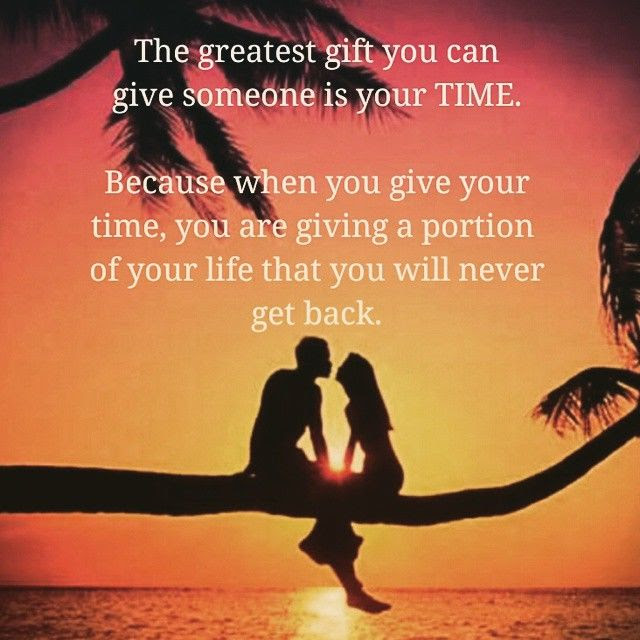 Time Is The Greatest Gift Pictures Photos And Images For Facebook