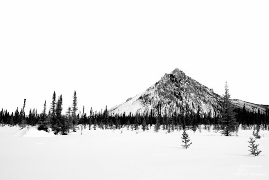 Alaska's White Mountains – A BLM Artist-in-Residence Project by Christof Teuscher