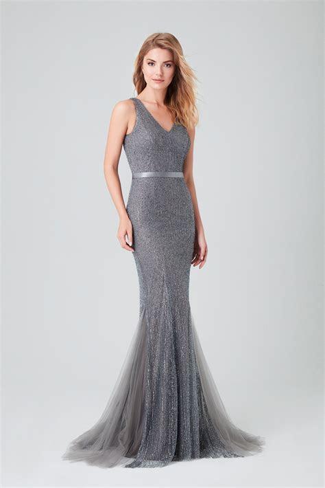 Fully Beaded Full Length Formal Gown 4xlwbm1313v1