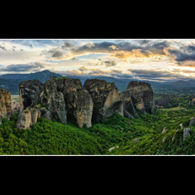 Meteora by Stian Rekdal (Plan9) on 500px.com