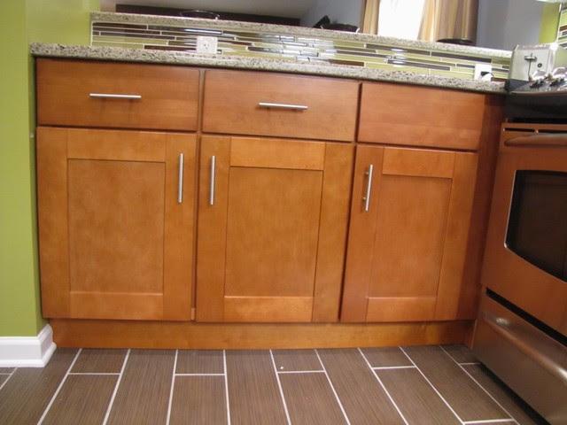 Autumn Shaker Kitchen Cabinets - modern - kitchen cabinets - by ...