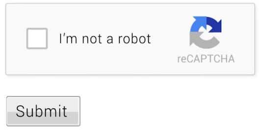 Google's reCAPTCHA now invisible, separates bots from people without challenges