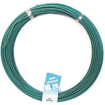 MIDWEST FASTENER 11269 Solid Wire Clothesline, Steel, 100 ft L