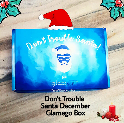 December Glamego Box Reviewed