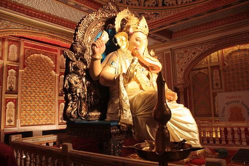 """Vakratunda Mahaakaaya Suryakotee Sama Prabha  Nirvighnam kuru mey Deva  Sarva kaaryeshu Sarvadaa"" by firoze shakir photographerno1"