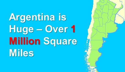 Argentina Facts: Top 10 Interesting Facts about Argentina