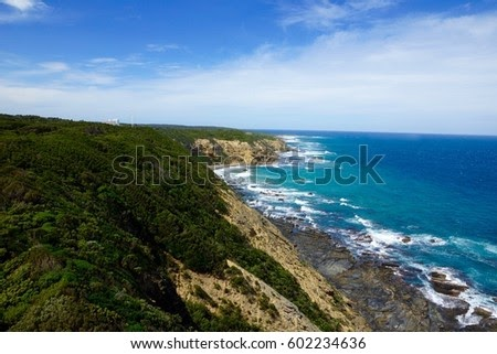 Rugged coastline, South Australia.. #rugged #coastline #lonelyhouse  Checkout more images on Shutterstock...