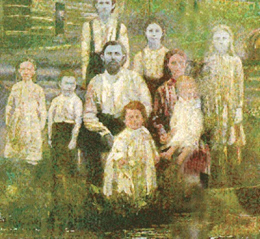 Blue People in Kentucky: The True Story of the Fugate Family with Blue Skin | Owlcation