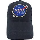 NASA Ball Cap Blue
