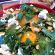 Meal 'n Steal: $5 Arugula, Peach and Goat Cheese Salad