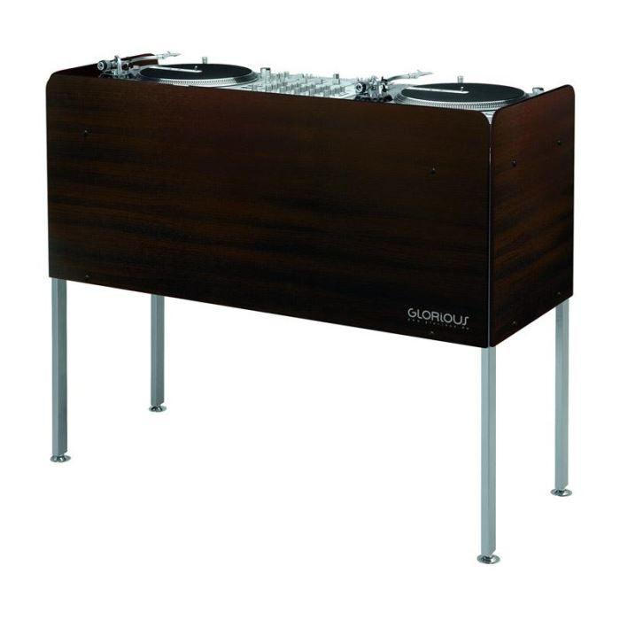 Table et chaises de terrasse meuble pour platine dj - Achat meuble en ligne ...