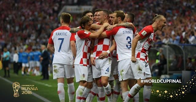 O sonho acaba: Croácia esbarra na França novamente
