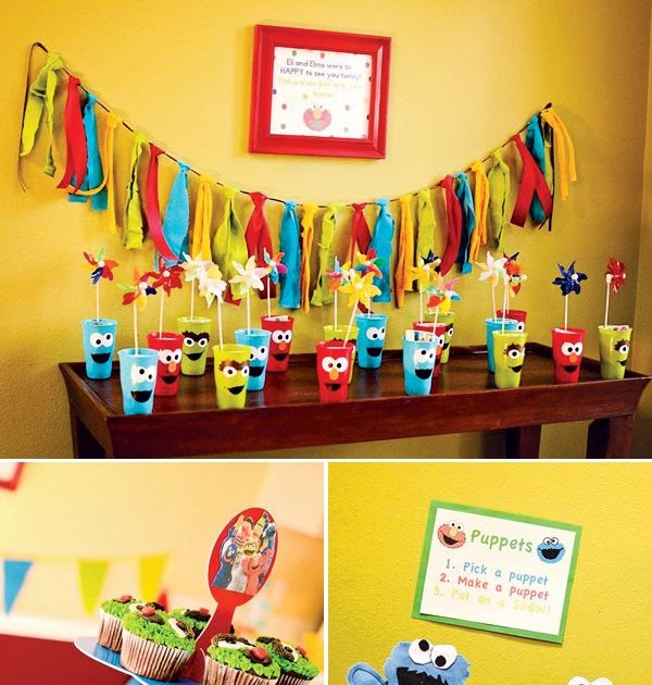Decorating Ideas > Sesame Street Birthday Party Ideas  Lux ~ 020957_Birthday Party Ideas Wichita Ks