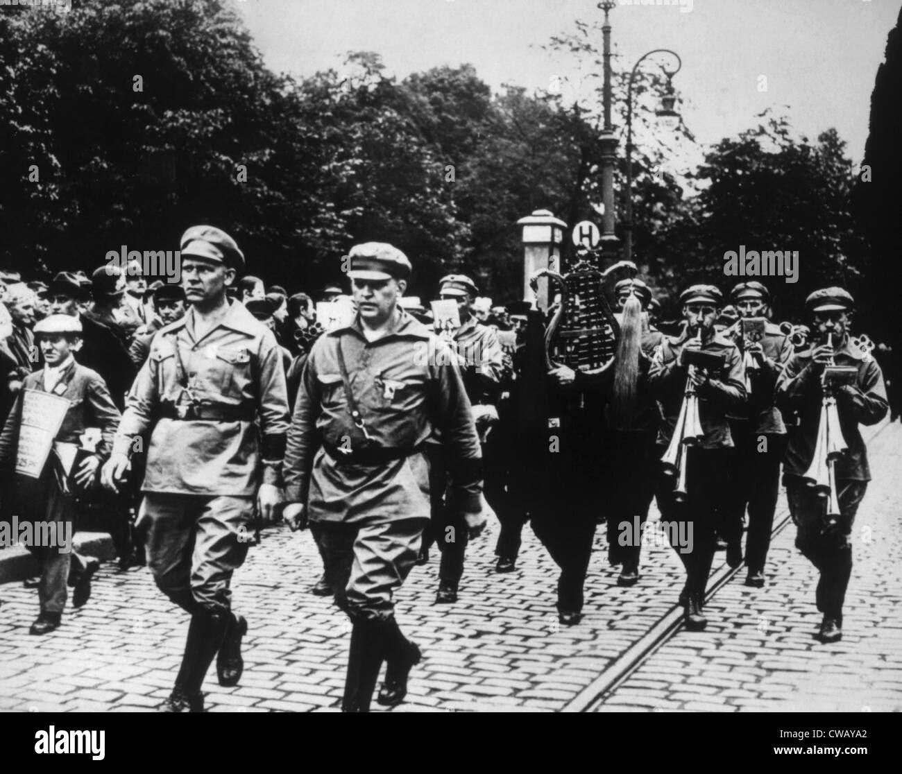Image result for eft street fights 1932 germany