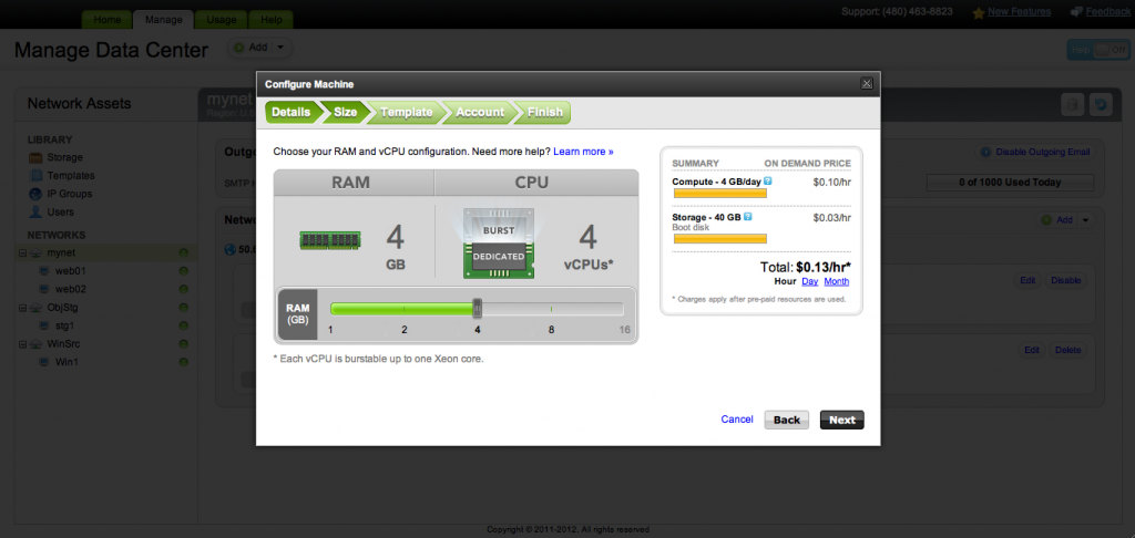 godaddy cloud servers 2 1024x486 GoDaddy Introduces Cloud Servers, Competes with AWS and Rackspace