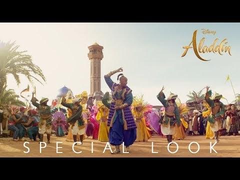 Aladdin: Veja os bastidores do live-action
