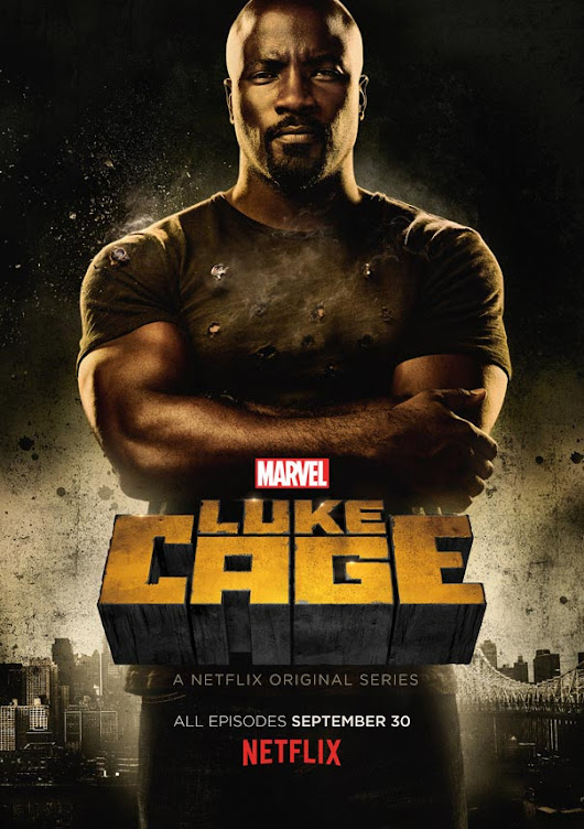 Feast Your Eyes on Marvel's Luke Cage!